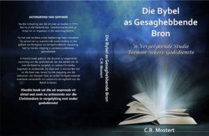 Die Bybel as Gesaghebbende Bron Sagteband
